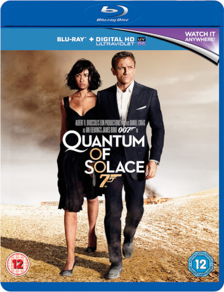 Quantum Of Solace (+ UV)