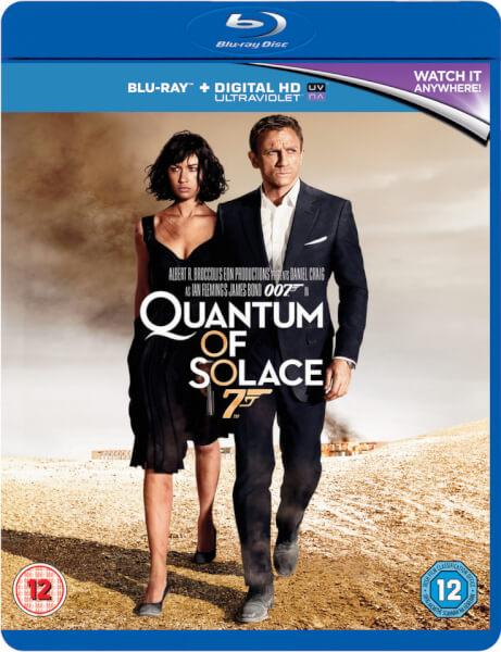 Quantum Of Solace (+ UV)