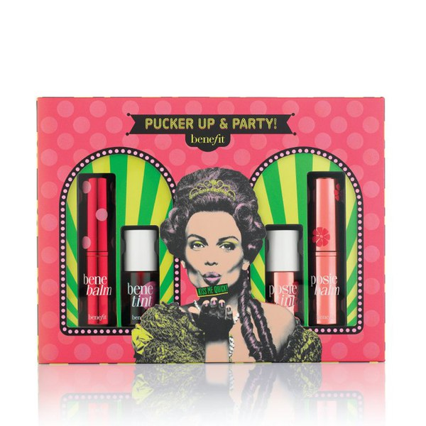 benefit Pucker Up and Party Gift Set Reviews | Free Shipping ...
