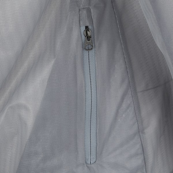 timeless design 8204e 1459d adidas Womens Adizero Ghost Running Jacket - GreyBlack Image 4