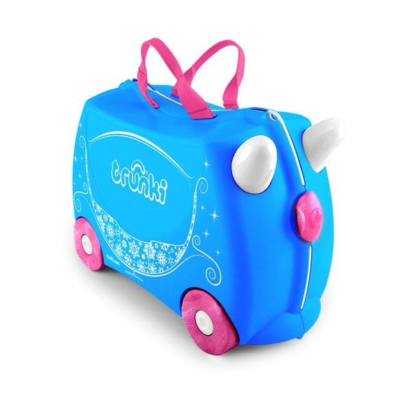 Trunki is a kids travel gear manufacturer company based in Bristol, United Kingdom. Trunki is focused upon creating travel gear and accessories like bags, neck pillows and blankets, backpacks, swimming bags and other similar accessories useful on an outing with kids.