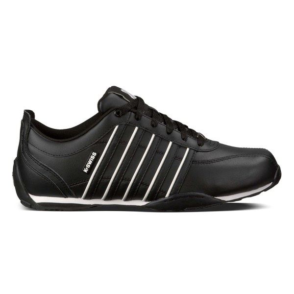 k swiss men 39 s arvee 1 5 trainers black white clothing. Black Bedroom Furniture Sets. Home Design Ideas