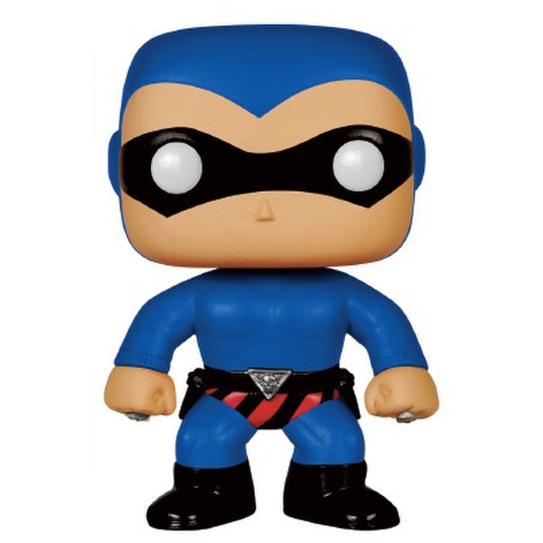 The Phantom Blue Pop! Vinyl Figure