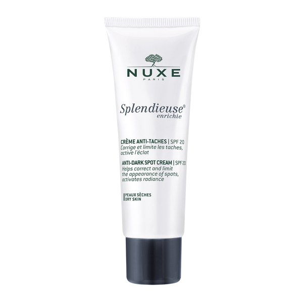 NUXE Splendieuse Anti Dark Spot Cream for Dry Skin SPF 20 (50ml)