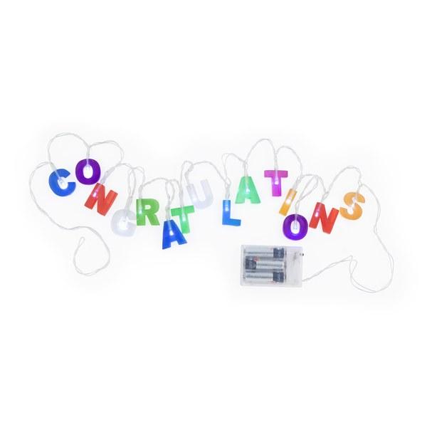 Congratulation Lights