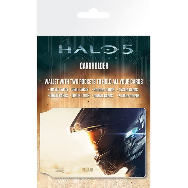 Halo 5 Keyart - Card Holder