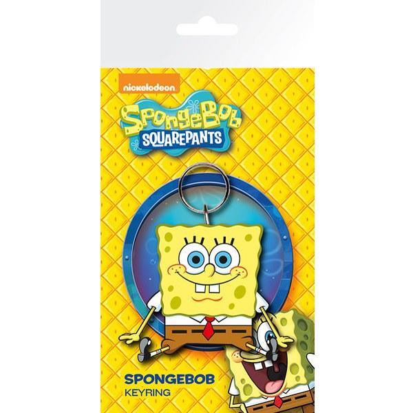 Spongebob Squarepants Happy - Key Chain