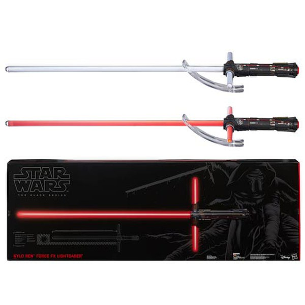 Star Wars The Force Awakens Kylo Ren FX Deluxe Lightsaber