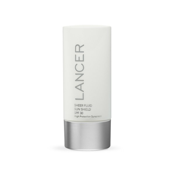 Lancer Skincare Sheer Fluid Sun Shield SPF 30 (60ml)