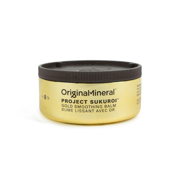 Original & Mineral Project Sukuroi Gold Smoothing Balm (100 ml)