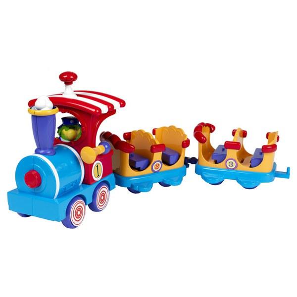 John Adams Pip Ahoy! Mr. Morris' Bubble Train Playset