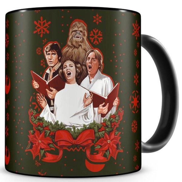 Star Wars Rebels Choir Christmas Mug