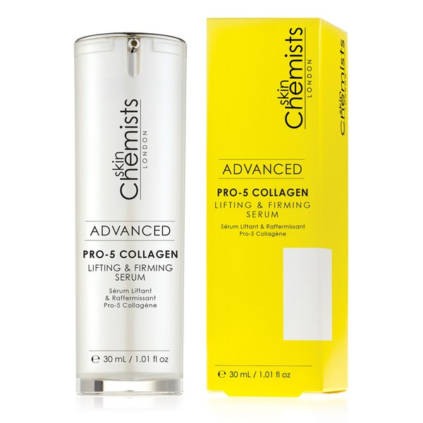 skinChemists Advanced Pro-5 Collagen Lifting & Firming Serum (30 ml)