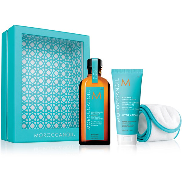 Moroccanoil Home and Away Light Gift Set (Worth £41.00)
