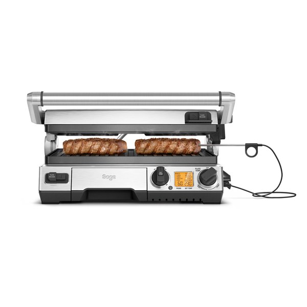 Sage by Heston Blumenthal BGR840BSS The Smart Grill Pro