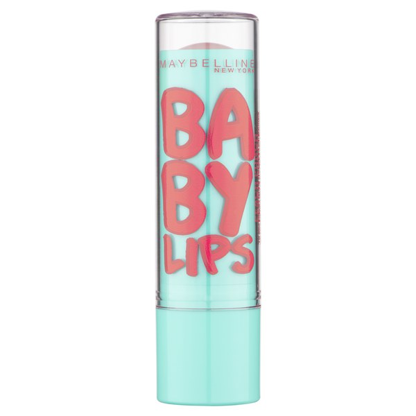 Baume à lèvres Baby Lips Vitamin Shot de Maybelline- Peach punch