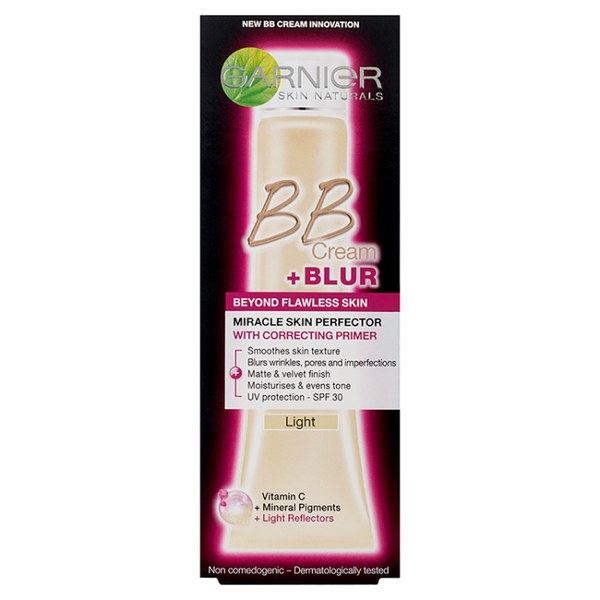 Garnier Light BB Cream and Blur (40ml)
