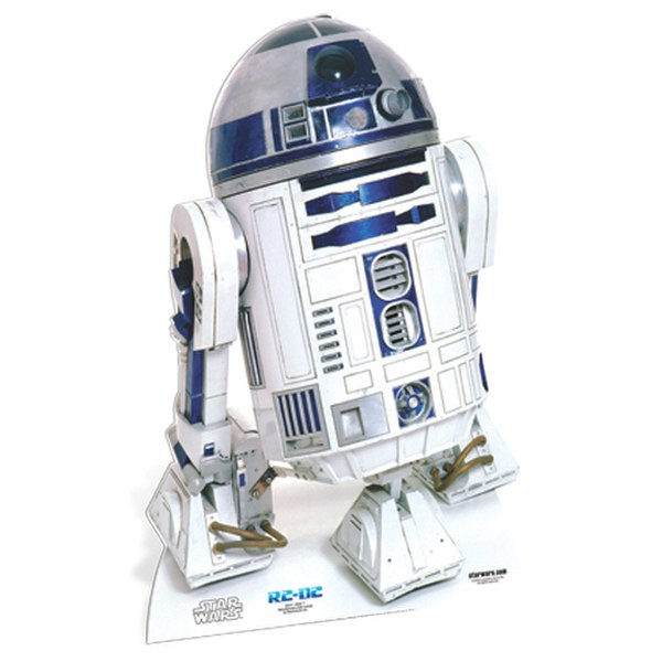 Star Wars R2-D2 Cut Out