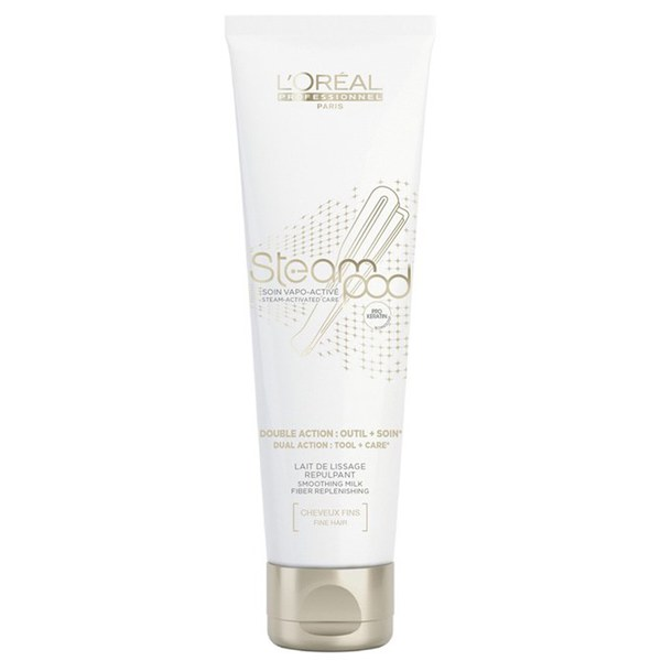 L'Oréal Professionnel Steampod Lait de Lissage Repulpant (150ml)