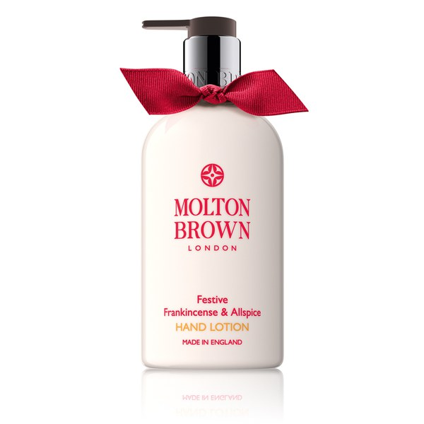 Molton Brown Festive Frankincense and Allspice Hand Lotion Christmas Edition (300ml)