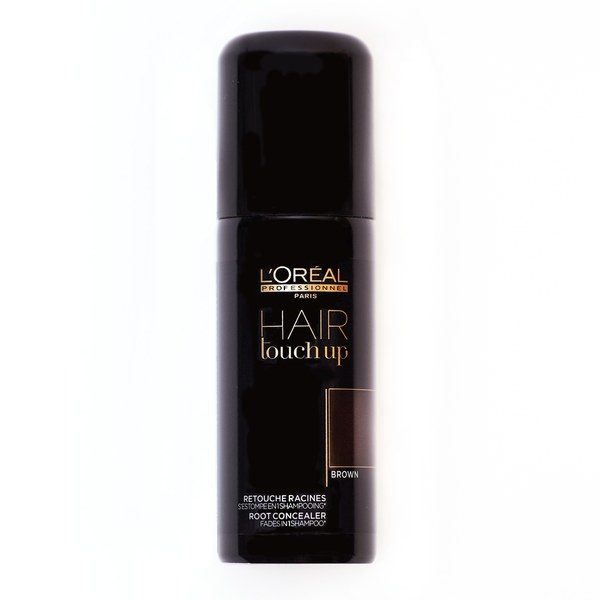 L'Oreal Professionnel Hair Touch Up - Brown (75ml)