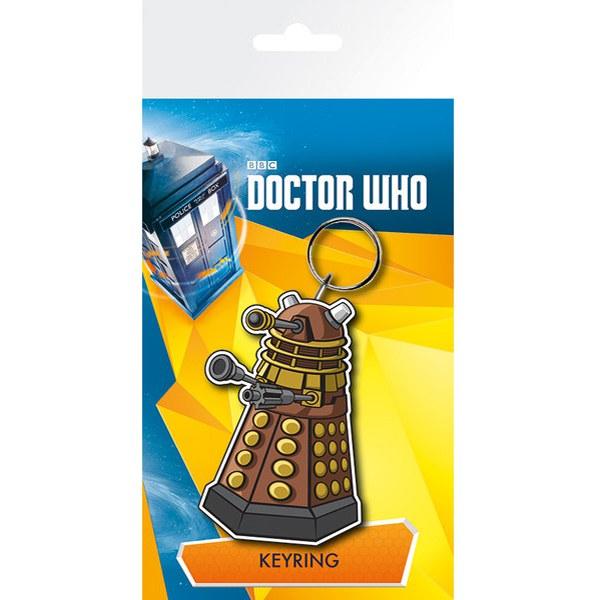 Porte-Clefs Doctor Who - Dalek Illustration