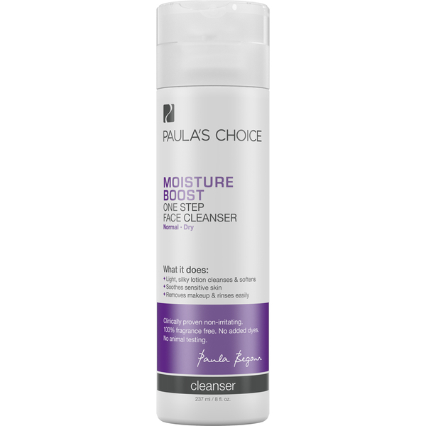 Paula's Choice Moisture Boost One Step Face Cleanser (237ml)