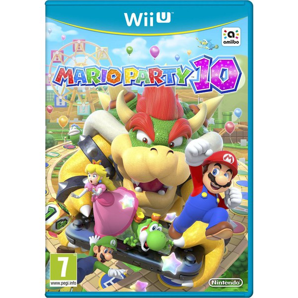 Mario Party 10 - Digital Download