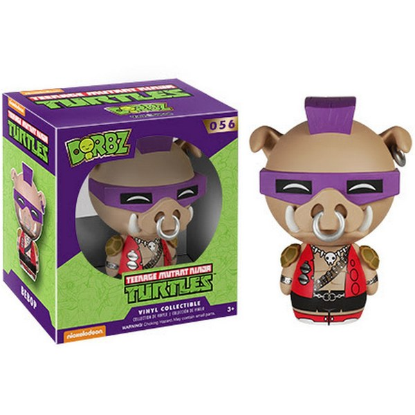 Teenage Mutant Ninja Turtle Bebop Vinyl Sugar Dorbz Action Figure