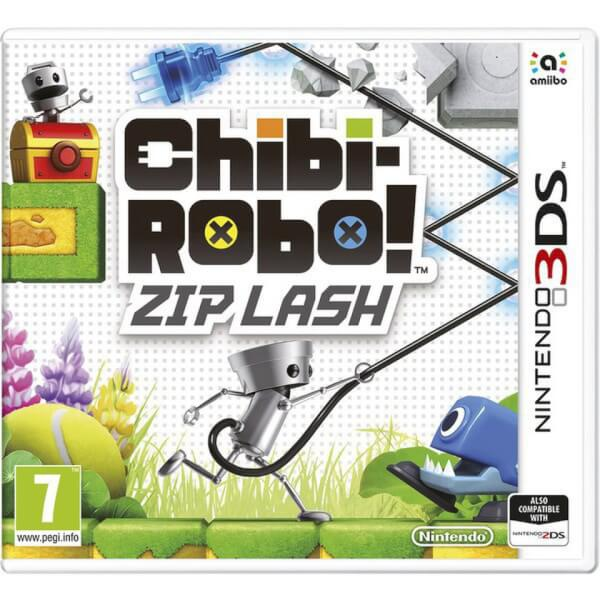Chibi-Robo! Zip Lash - Digital Download