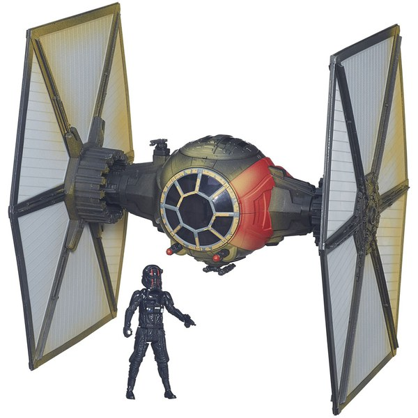 Star Wars: The Force Awakens First Order Special Forces TIE Fighter Exclusive Vehicle