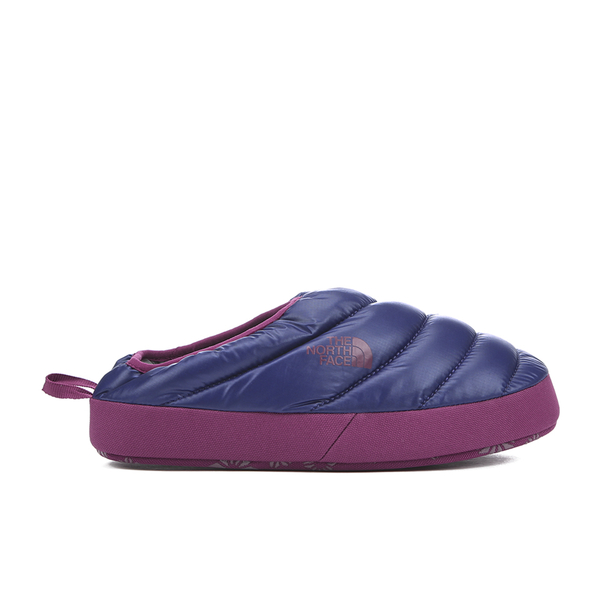 The North Face Womenu0027s III Tent Mule Slippers - Shiny Radiance Purple/Astral Aura Blue  sc 1 st  The Hut & The North Face Womenu0027s III Tent Mule Slippers - Shiny Radiance ...