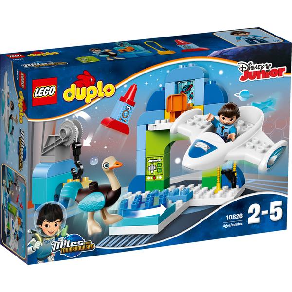 LEGO DUPLO: Miles' Stellosphere Hanger (10826)