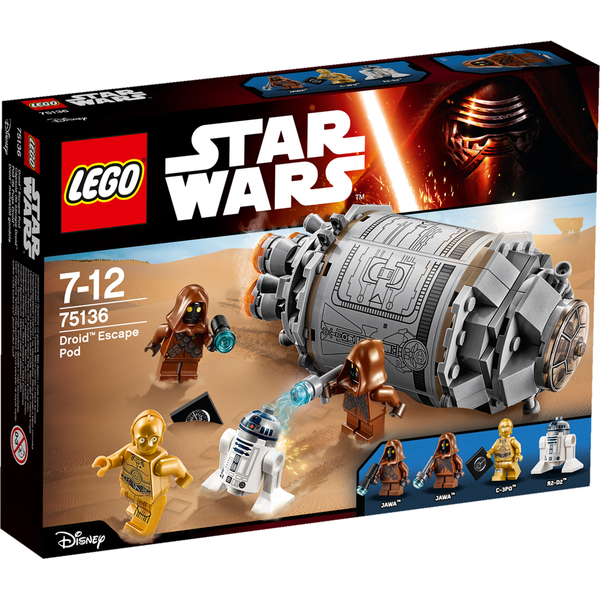 LEGO Star Wars: Droid™ Escape Pod (75136)