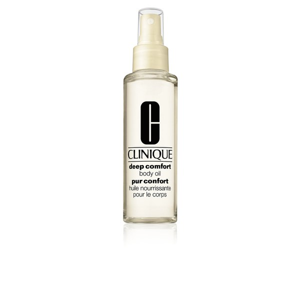 Clinique Deep Comfort Body Oil - 125ml