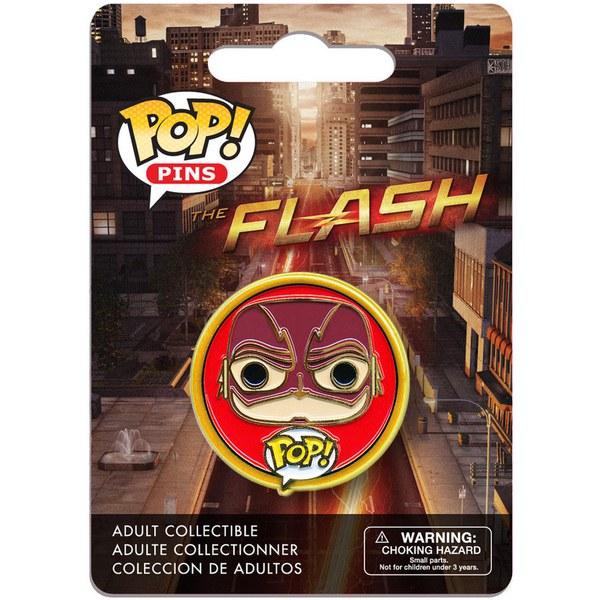 Badge Pop! Pin DC Comics Flash