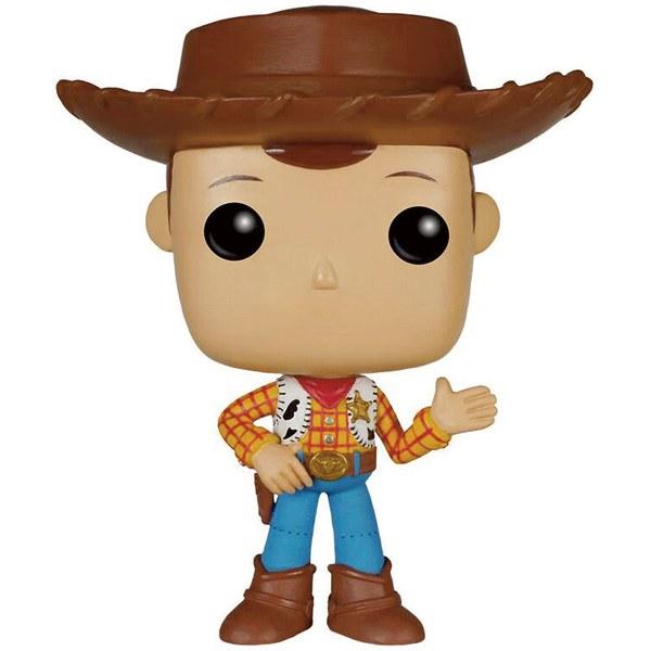 Disney Toy Story 20th Anniversary Woody Pop! Vinyl Figure