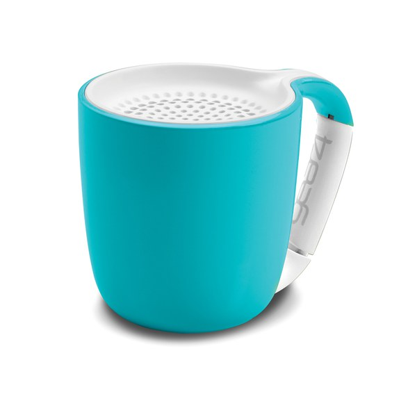 GEAR4 Espresso Portable Wireless Bluetooth Speaker - Pastel Green