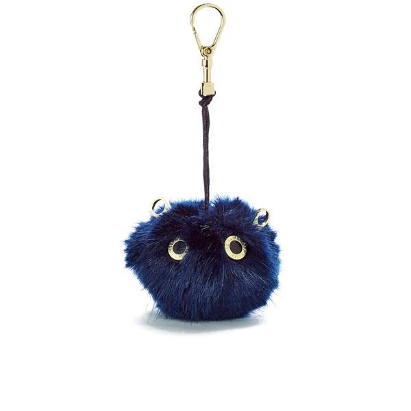Asos Accessories Skinnydip Multi Fluffy Bag Charm Pompom Poshmark cae081bf7c98a