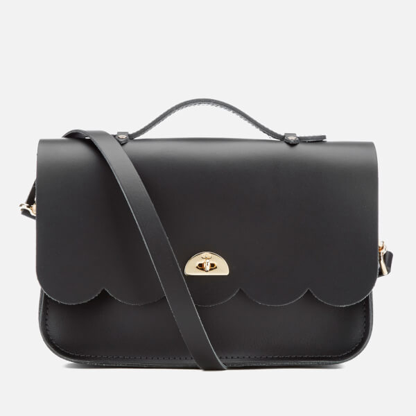 The Cambridge Satchel Company Women's Cloud Bag with Handle - Black