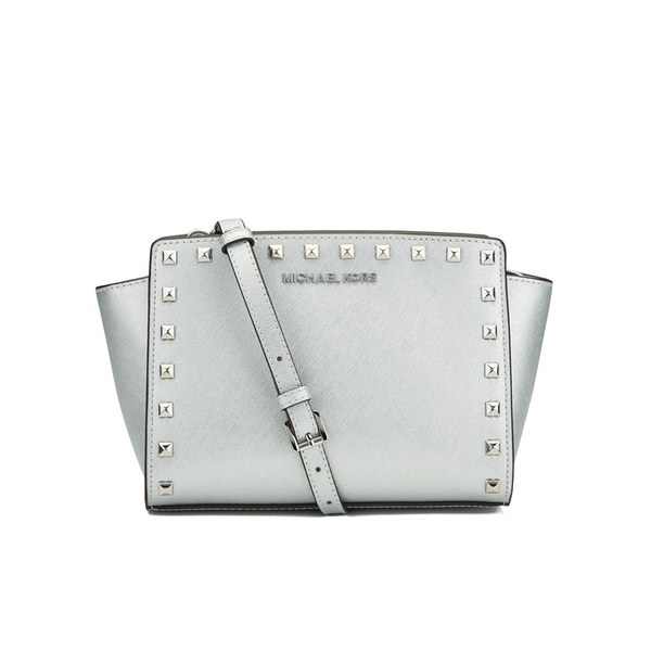 Selma crossbody bag - White Michael Michael Kors MX75Q88