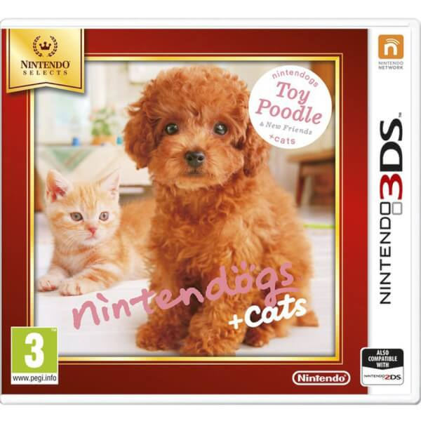 Jeux De Ds D Nintendogs Cats