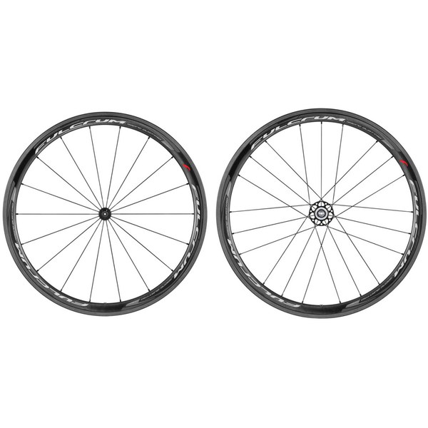 Fulcrum Racing Quattro Carbon 40mm Clincher Wheelset - 2016