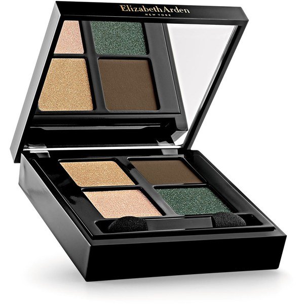 Elizabeth Arden Golden Opulence Beautiful Color Eye Shadow Quad (4.4g)