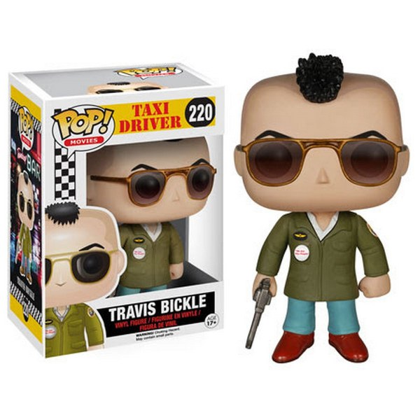Taxi Driver Travis Bickle Pop! Vinyl Figure