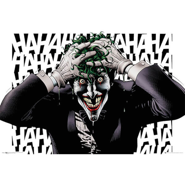 DC Comics Killing Joke - 24 x 36 Inches Maxi Poster
