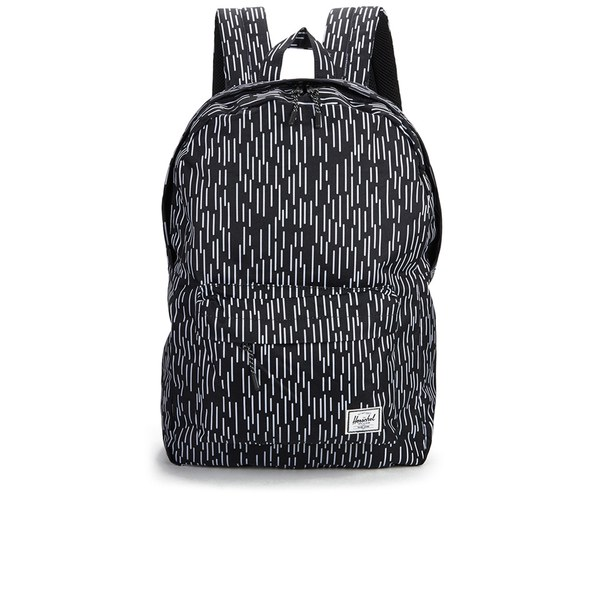 Herschel Supply Co. Classic Backpack - Black/White Rain Camo