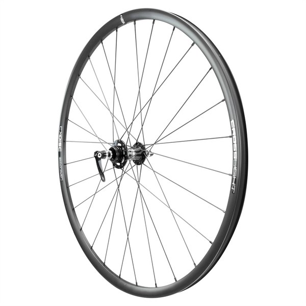 Kinesis Crosslight Clincher Wheelset V4 - Black - Shimano
