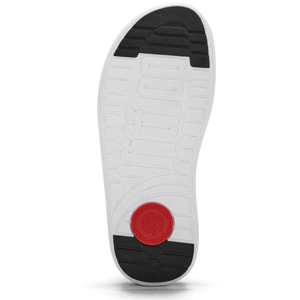 43f2574bfa5f FitFlop Women s Loosh Slide Sandals - Silver  Image 5