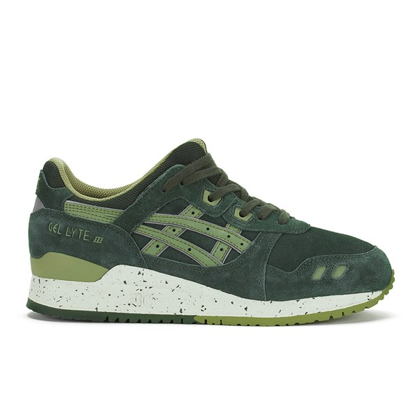 Asics Gel-Lyte III Trainers - Duffel Bag/Light Olive